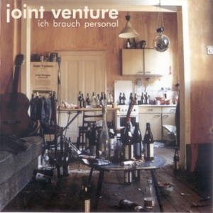 Cover: Joint Venture - ich brauch personal